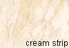 cream strip